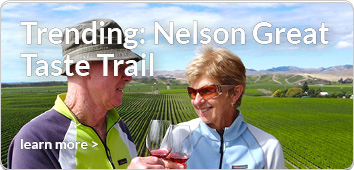 Nelson Great Taste Cycle Trail