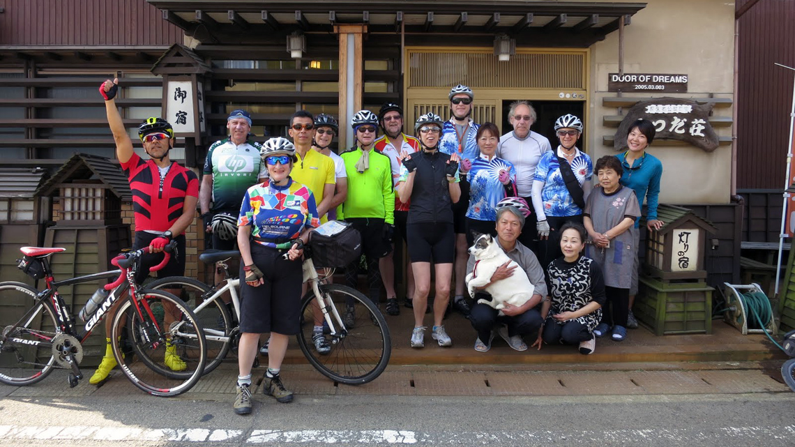 Cycle Japan's Noto Peninsula with Adventure South