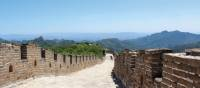 Beautiful weather exploring the Great Wall | Alana Johnstone