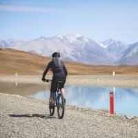 Cycling the Tekapo Canals | Rebecca Ryan