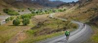 Cyclists enjoying the Awatere Valley, Molesworth High Country | Colin Monteath