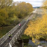Cycling along the Otago Rail Trail   Andrew Bain