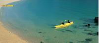 Kayak the crystal waters of the Abel Tasman National Park