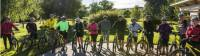 Stunning morning for a ride on the Otago Central Rail Trail |  <i>Lachlan Gardiner</i>