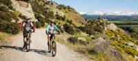 Cycling from Lauder to Ranfurly in the Poolburn Gorge |  <i>Lachlan Gardiner</i>