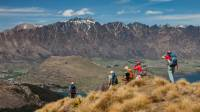 The Remarkables Mountain Range from Ben Lomond Summit |  <i>Colin Monteath</i>