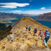 Views over Lake Wakatipu and the Remarkables Mountain Range from Ben Lomond Station | Colin Monteath
