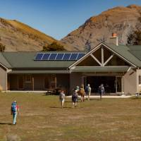 Private Moonlight Lodge accommodation | Colin Monteath