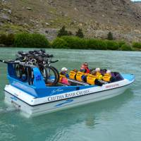 Clutha River Jet boat