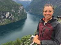 Sarah Inglewood, Adventure South NZ guide