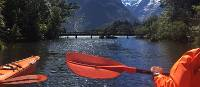 Kayaking on Milford Sound | Merisha Moora