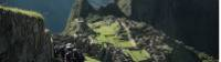 Beautiful view of Machu Picchu, Peru |  <i>Sarah Higgins</i>