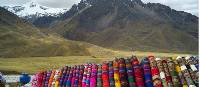 The colours of Peru |  <i>Louise Vargaya-Conza</i>