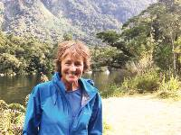 Christine Cameron -  New Zealand guide