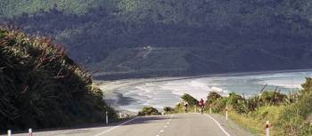 Punakaiki Coast Road